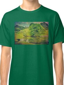 Looking Out on Life Classic T-Shirt