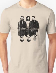 A Vampire, a Ghost and a Werewolf. 1st Generation T-Shirt