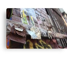 Junky's just Hanging Out Canvas Print