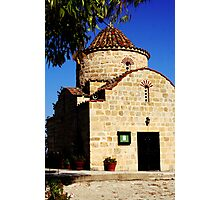 Saint George Makris church Photographic Print