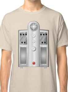 Cyberman Chest Unit (Invasion) Classic T-Shirt