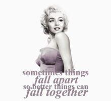 Monroe. Marilyn Monroe. by Ash J