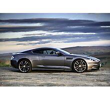 Aston Martin DBS Photographic Print