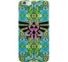 Hylian Royal Crest - Legend Of Zelda - Pattern iPhone Case/Skin