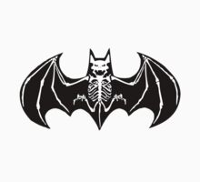 Vampire Batmanlogo Kids Clothes
