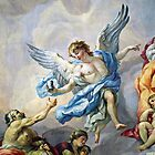 Angel Fresco by Lee d'Entremont