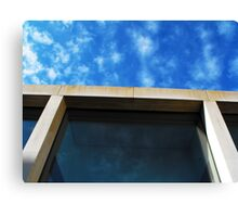 Winchester Library Canvas Print