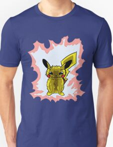 Pikachu - Thunder red T-Shirt
