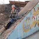 Silly Graffiti by Luisa Zajko