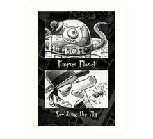 Pimpie and the Fly Art Print