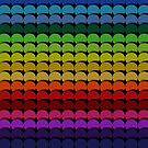 Color Chips by Lyle Hatch