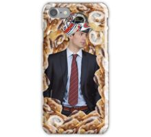 Carey Price, Actual Cinnamon Roll iPhone Case/Skin
