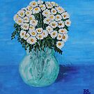 Daisies for Ditte by sandidobe