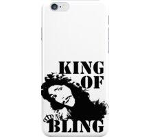 Charles II - King of Bling iPhone Case/Skin