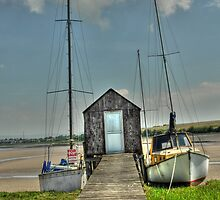 The Jetty by John Hare