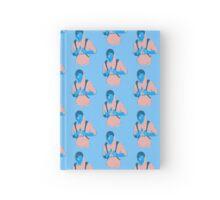 Pink Hoodie Hardcover Journal