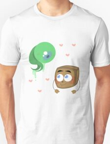 Tiny Box Tim and Septiceye Sam Set Unisex T-Shirt