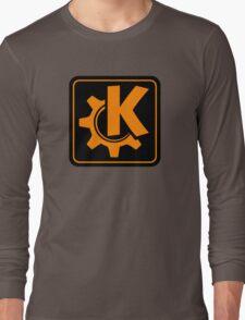 KoquerorOrangeIcon Long Sleeve T-Shirt