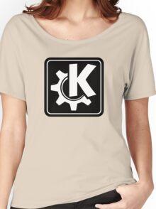 KoquerorBlackIcon Women's Relaxed Fit T-Shirt
