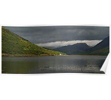 Loch Creran Poster