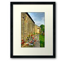 Christ Church Glasson Framed Print