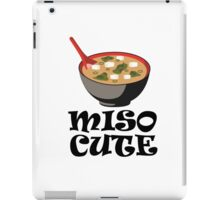 MISO CUTE iPad Case/Skin