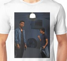 Joe, VJ, Barry Unisex T-Shirt
