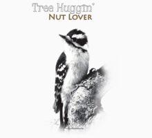 Tree Huggin' Nut Lover One Piece - Short Sleeve