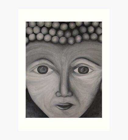 Da Shin Art Print