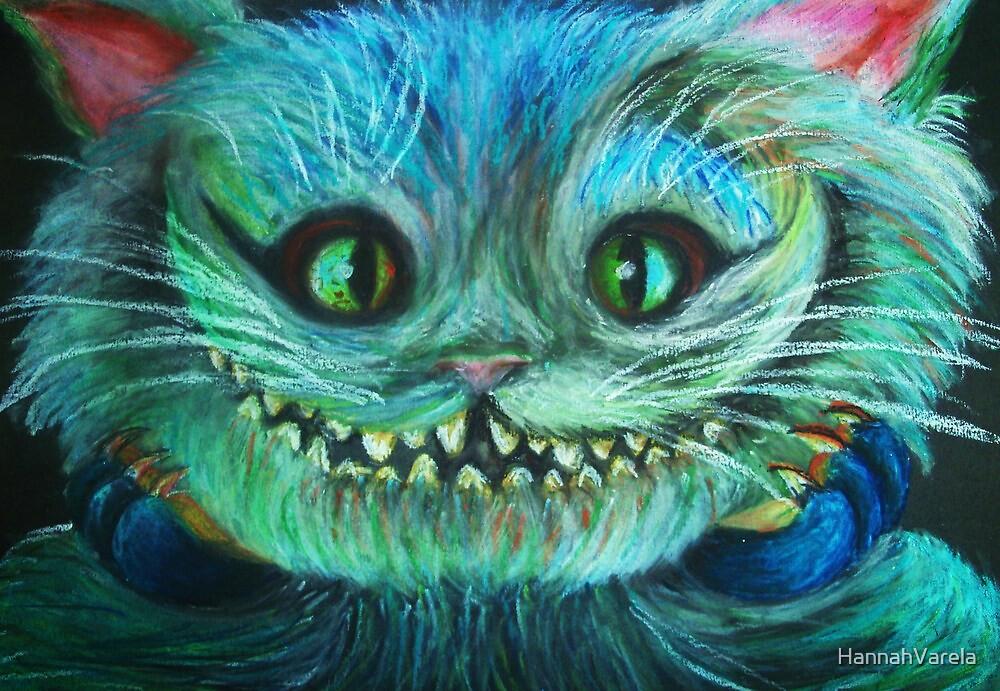 Cheshire Cat by HannahVarela