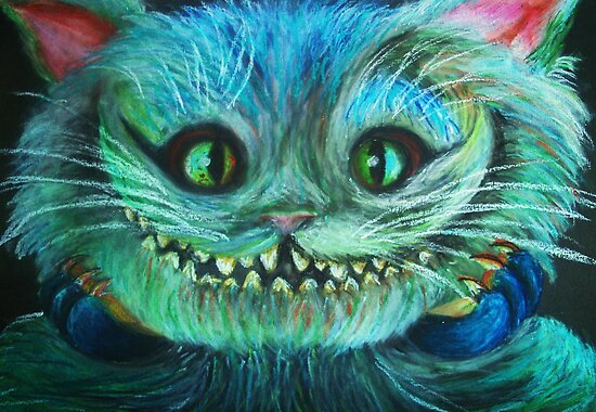 Cheshire Cat by HannahVarela