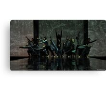 Dark Forces Canvas Print