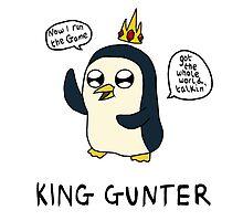 King Gunter (Adventure Time/Kendrick Lamar Mash Up) by ginasdr