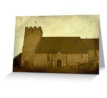St. Nicolas ©  Greeting Card