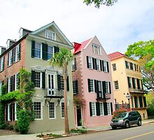 Charleston Home Series by Wendy Mogul