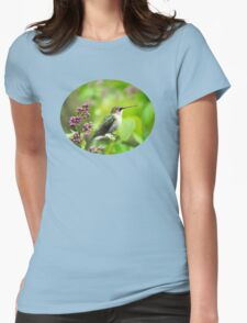 Spring Beauty Hummingbird Art T-Shirt