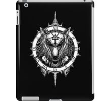 Patriots / White Logo iPad Case/Skin