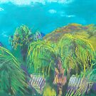 Tropicale (pastel) by Niki Hilsabeck