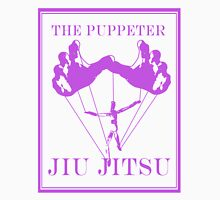 The Puppeteer Jiu Jitsu Purple  Unisex T-Shirt