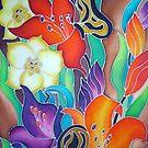Spring Garden by Angel Ray