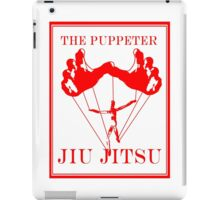 The Puppeteer Jiu Jitsu Red iPad Case/Skin
