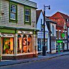 West Malling High Street by ElsieBell