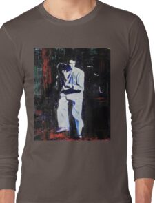 Portrait of David Byrne, Talking Heads - Stop Making Sense! Long Sleeve T-Shirt
