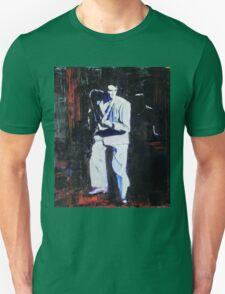 Portrait of David Byrne, Talking Heads Unisex T-Shirt