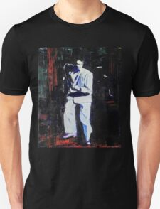 Portrait of David Byrne, Talking Heads Unisex T-Shirt