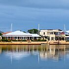 early morning  -  Port Geographe by SUBI