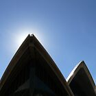 Sydney Opera House, NSW by PollyBrown