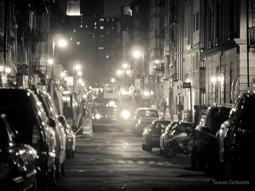 Orchard Street by Susan Grissom
