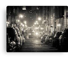 Orchard Street Canvas Print