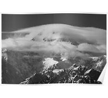Hush - Denali/Mount McKinley Poster